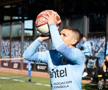 ¿El Stephen Curry uruguayo?