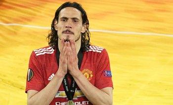Cavani en Manchester United