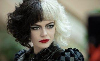 Emma Stone interpreta a una joven Cruella