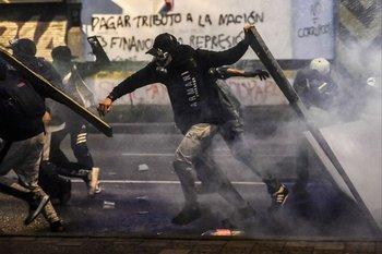 Manifestaciones sociales en Colombia