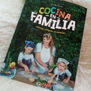 Libro Cocina en familia