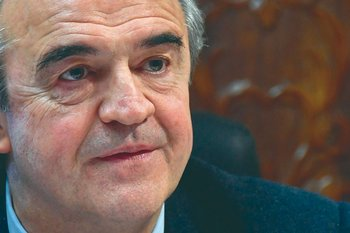Jorge Larrañaga murió el pasado 22 de mayo a los 64 años
