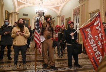 Asalto al Capitolio estadounidense