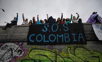 Protestas en Colombia del 5 de mayo de 2021
