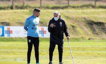 Fede Valverde y Tabárez