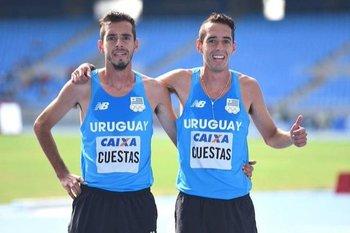 Nicolás y Martín Cuestas