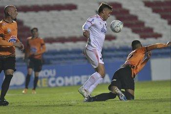 Sud América plantó dura batalla