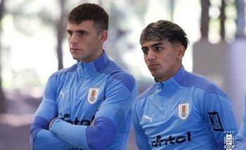 Giovanni González y Facundo Torres