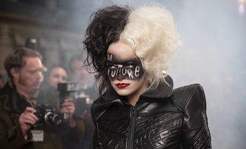 Emma Stone encarna a la villana de Disney en la nueva película