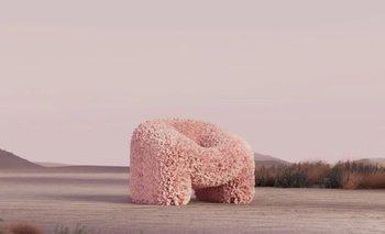 """Obra """"Hortensia Chair"""" © Andrés Reisinger"""