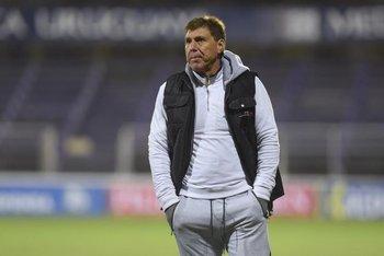 Juan Ramón Carrasco perdió el invicto