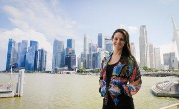 Daniela Varela, una publicista uruguaya por el mundo.