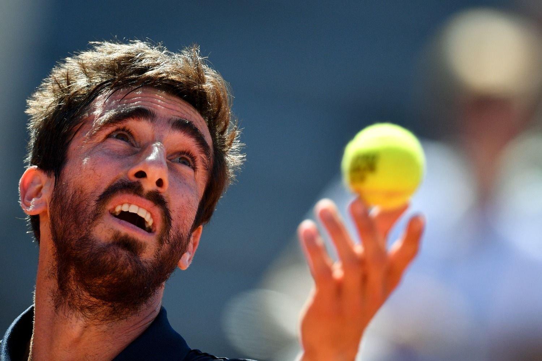 Pablo Cuevas eliminado de Wimbledon
