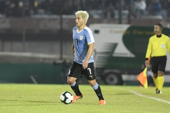 Lodeiro, que fue campeón en 2011, jugará su cuarta Copa