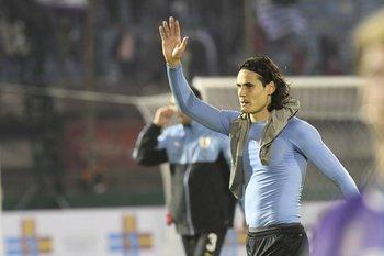 Edinson Cavani irá por su primer gol en la historia de la Copa América