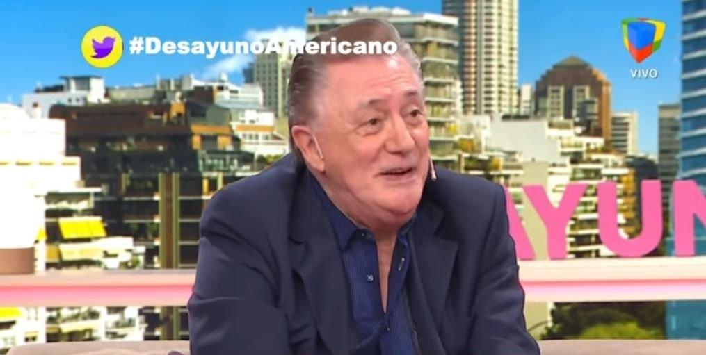 Murió el periodista de espectáculos Lucho Avilés