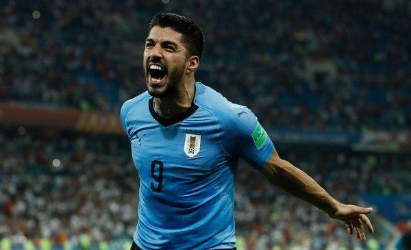 picardía, explosión y una forma de vivir el fútbol a lo Uruguay