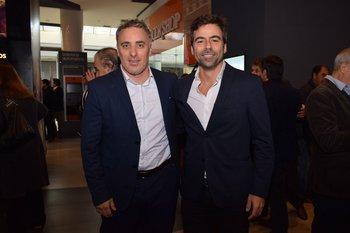 Gustavo Salbarrey y Julio Herrera