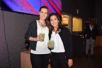 Lucia Garmendia y Cecilia De Rosa