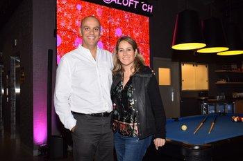 Marcelo Amaya y Ximena Tomé