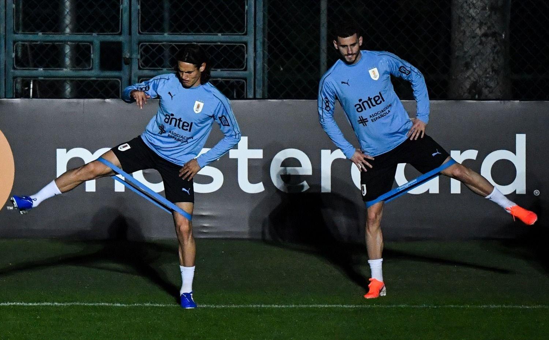 Sorpresas de Ecuador ante Uruguay