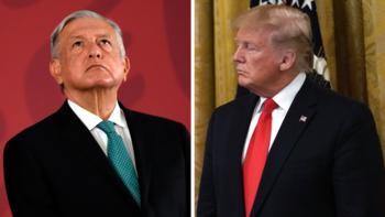 El gobierno de AMLO destacó su acuerdo migratorio con EE.UU. como un gran logro por haber evitado los aranceles anunciados por Trump, pero muchos critican que México concediera demasiado.