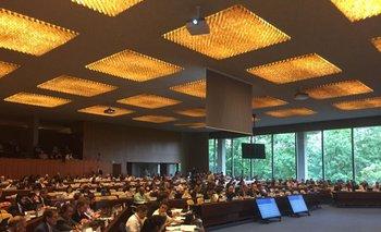 Sesión de la Comisión de Aplicación de Normas de la OIT este viernes en Ginebra