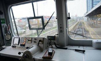 La línea hasta 25 de Agosto dejó de funcionar en 2019 por las refacciones para el tren de UPM