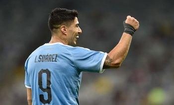 Luis Suárez llega a la selección en un gran momento
