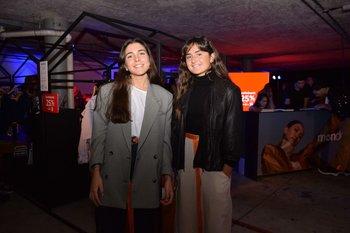 Lucia Torchelo y Agustina Gómez Platero
