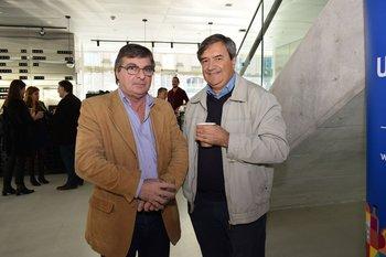 Luis Irigoyen y Fernando Chainca