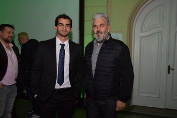 Tiago Pagliano y Roberto Moraes