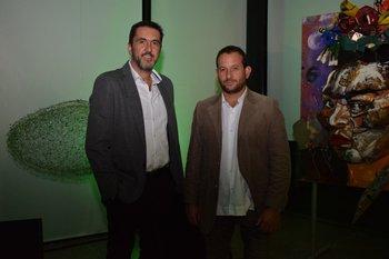 Juan Giosa y Bruno Gomez