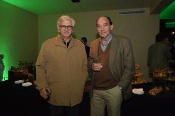Mario Uberti y Roberto Symonds