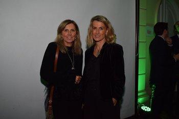 Mónica Devoto y Ana Delisante
