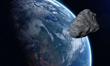 Un asteroide que arrasó una antigua ciudad.