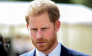 El príncipe Harry temía que la historia de su madre se repitiera con el y su esposa Meghan Markle