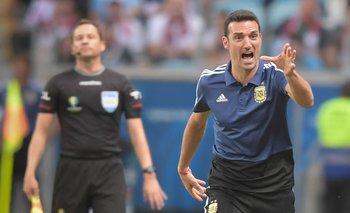 Lionel Scaloni habló del partido ante Uruguay