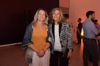 Ivana Ferrari y Marion Dottone