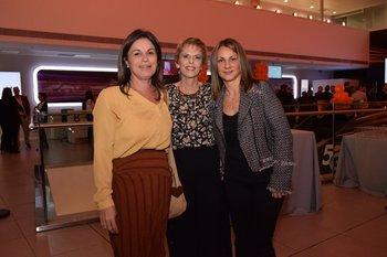 Beatriz Rodríguez, Silvia Ruiz y Veronica Tasende