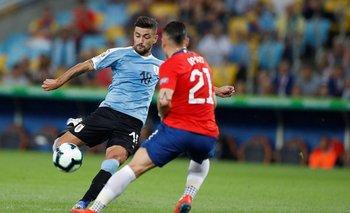 En la Copa América de Brasil 2019, ganó Uruguay 1-0