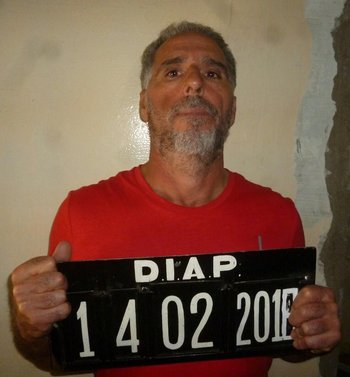 El mafioso italiano se había fugado en junio de 2019 de Cárcel Central.