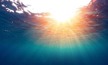 Bajo el océano se puede encontrar agua dulce
