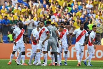 La desazón después de la goleada contra Brasil