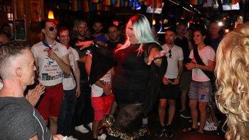 El Stonewall Inn es un lugar emblemático para la comunidad gay en Nueva York.