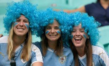Los hinchas de Uruguay vuelven a las tribuna