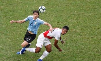 Uruguay y Perú jugarán en setiembre en Lima