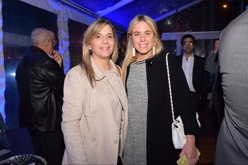 Rosana Soria y Fabiana Ciappesoni