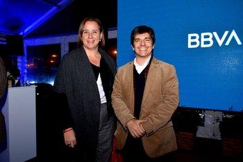 Andrea Bruno y Francis Coates