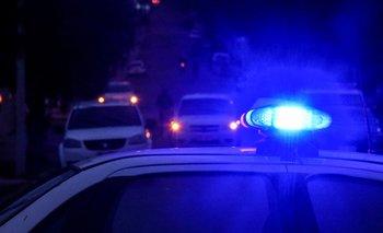El incidente sucedió el sábado en avenida Italia y Ricaldoni